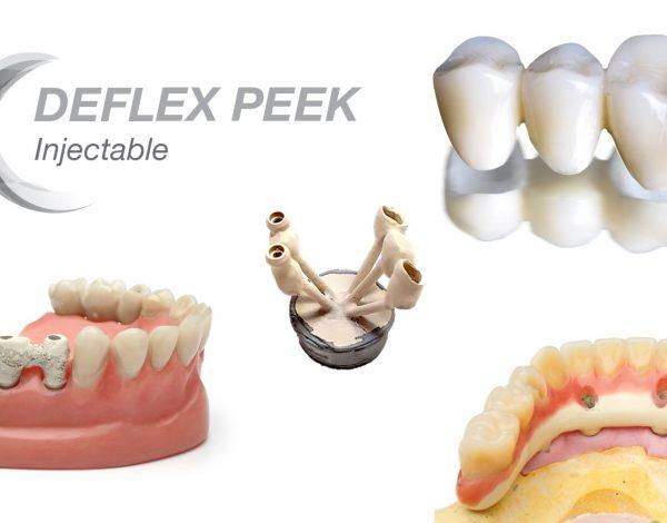 DEFLEX PEEK – Inyectable